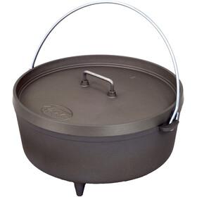 """GSI Hard Anodised 12"""" Pot à feu 5900ml"""